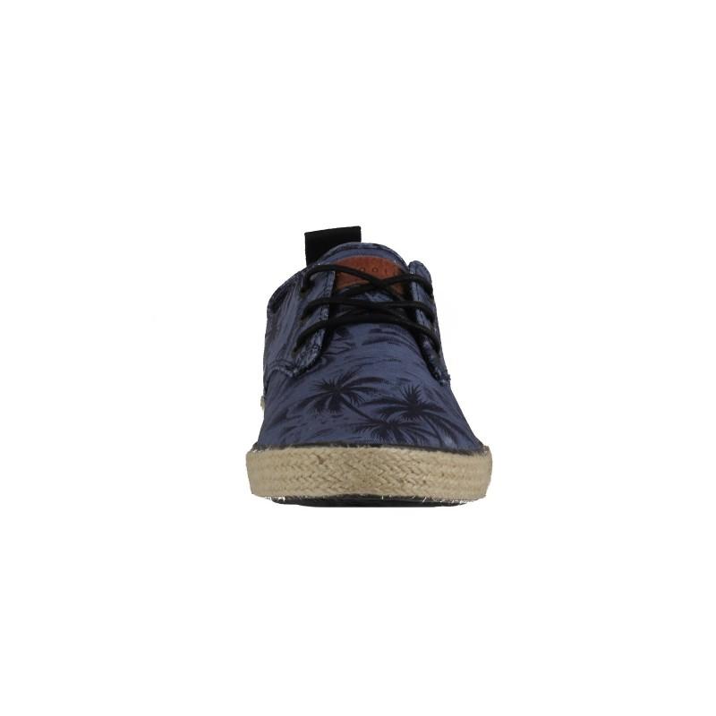 Мъжки спортни обувки с връзки Bugatti® WAIMEA сини