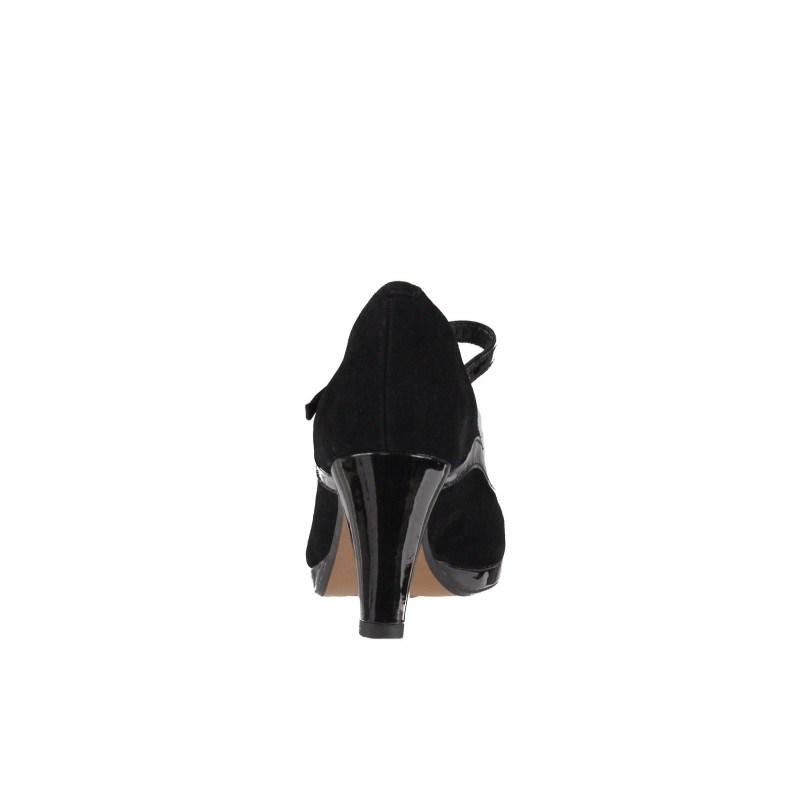 Дамски обувки Clarks Chorus Pitch черни