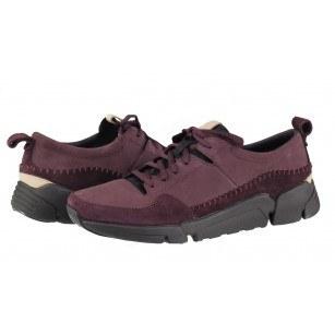 Мъжки спортни обувки от естествена кожа Clarks Tri Active Run Trigenic
