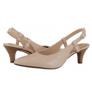 Дамски елегантни сандали Clarks Linvale Loop розови