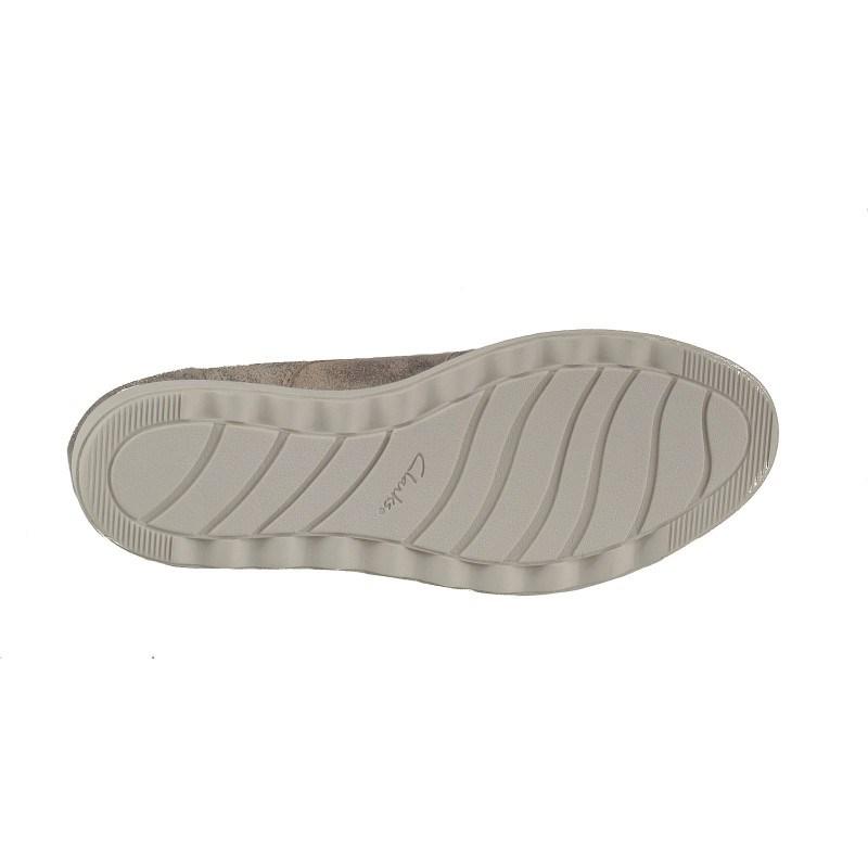 Дамски обувки на платформа Clarks Sharon Crystal