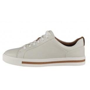 Дамски спортни обувки Clarks Un Maui Lace бели
