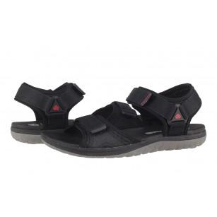 Мъжки анатомични сандали Clarks Step Beat Sun черни