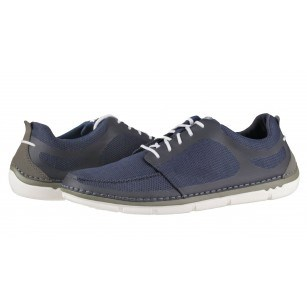 Мъжки ежедневни обувки Clarks Step Maro Sol сиви