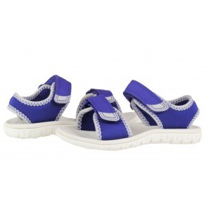 Детски сандали Clarks Surfing Toddler Kid тъмно сини