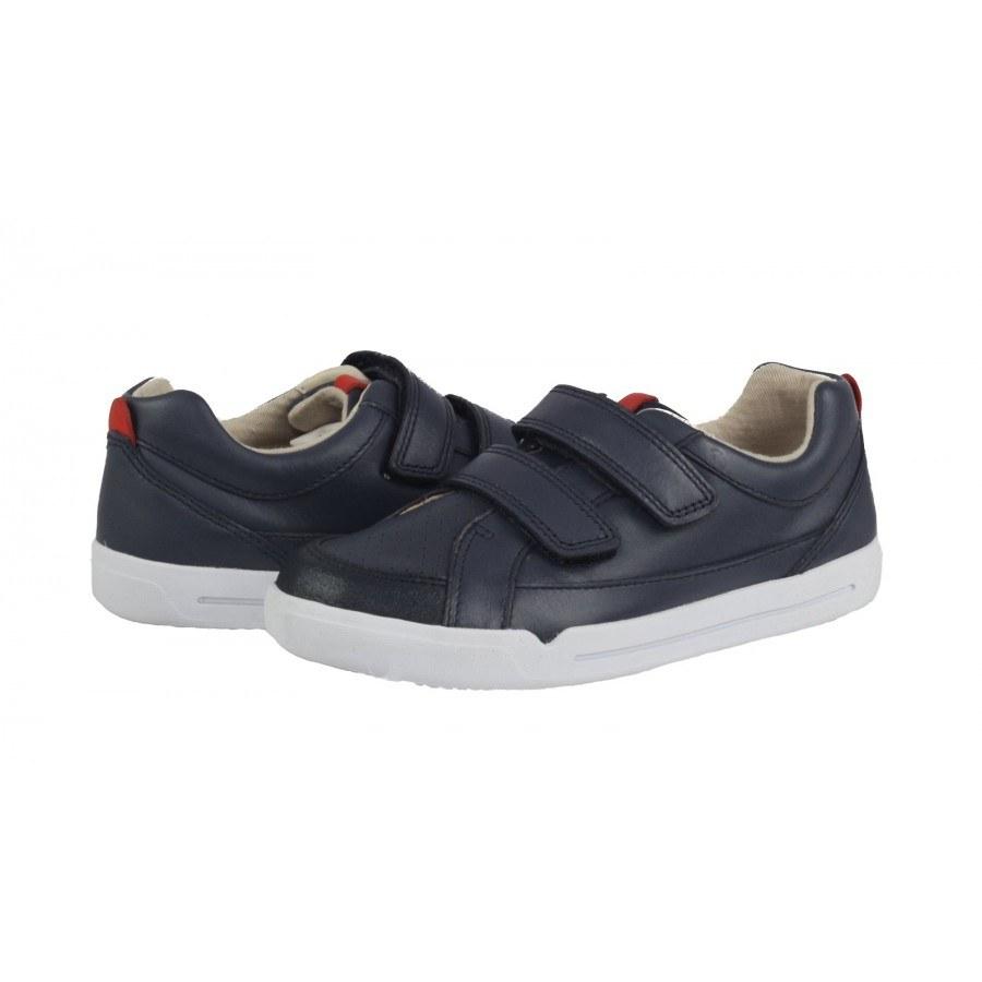 b5ff57bf199 Детски спортни обувки с лепки Clarks Emery Walk Kid сини