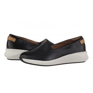 Дамски обувки на платформа Clarks Un Rio Step черни