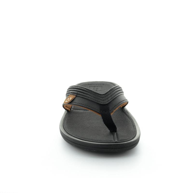Мъжки анатомични джапанки Cartago MALTA II черни