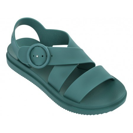 Дамски сандали Zaxy STREET SAND PLAT FEM сини