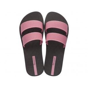 Дамски чехли Ipanema CITY FEM кафяви/розови