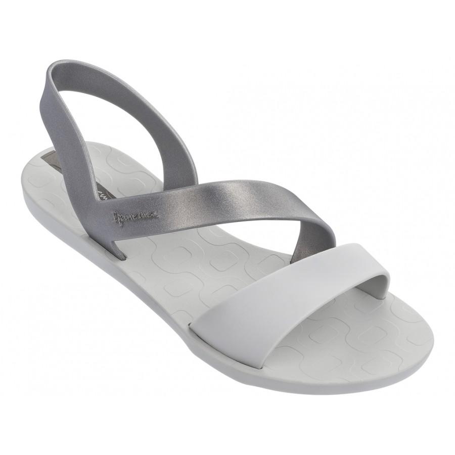 8ac206ea38d Дамски сандали Ipanema VIBE SANDAL FEM сиви/сребристи