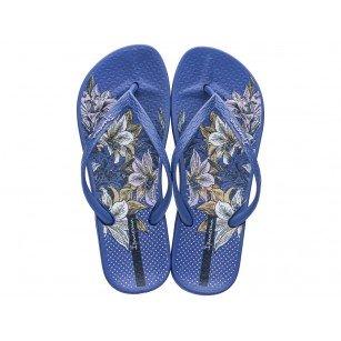 Дамски джапанки Ipanema ANAT TEMAS VIII F сини