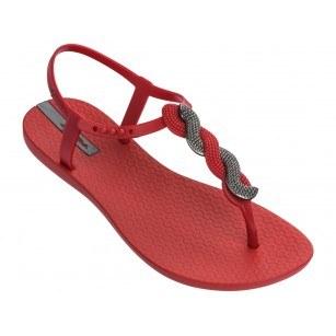 Дамски сандали Ipanema PREMIUM CURL FEM червени