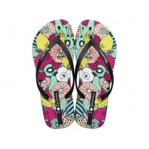 Дамски джапанки Ipanema SUMMER II FEM цветни