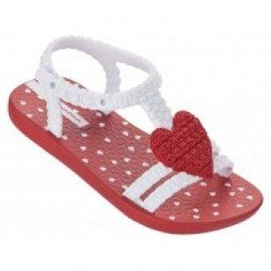 Бебешки сандали за момичеMY FIRST IPANEMA BABY червени