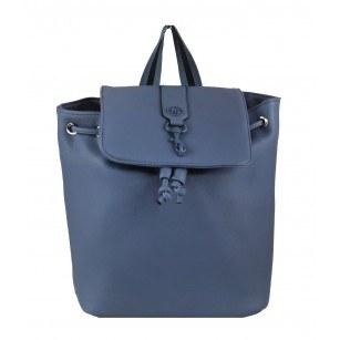 Дамска средна раница Marina Galanti® Firenze синя