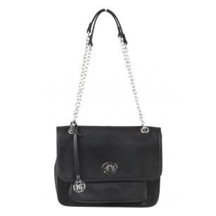 Дамска малка чанта Marina Galanti® Firenze черна
