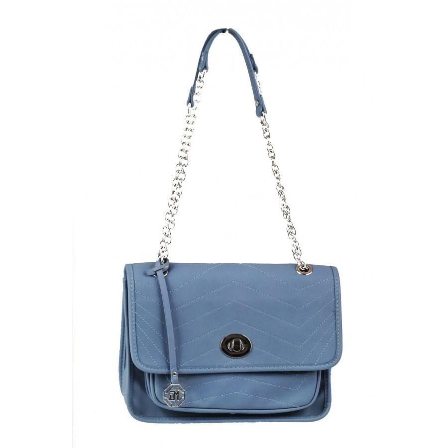 Дамска малка чанта Marina Galanti® Firenze сини