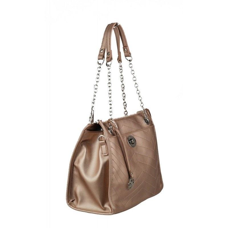 Дамска чанта Marina Galanti® Firenze бронз