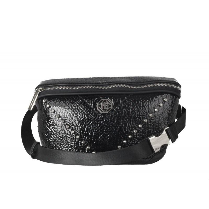 Дамска черна паласка Marina Galanti® Firenze
