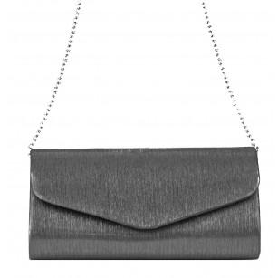 Дамска клъч чанта Marina Galanti® сива