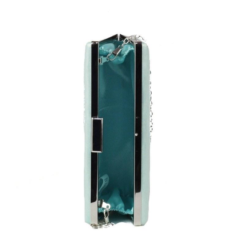 Дамска клъч чанта Marina Galanti® зелена
