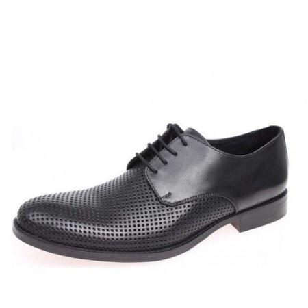 Мъжки обувки от естествена кожа Rieker ANTISTRESS B0525-00