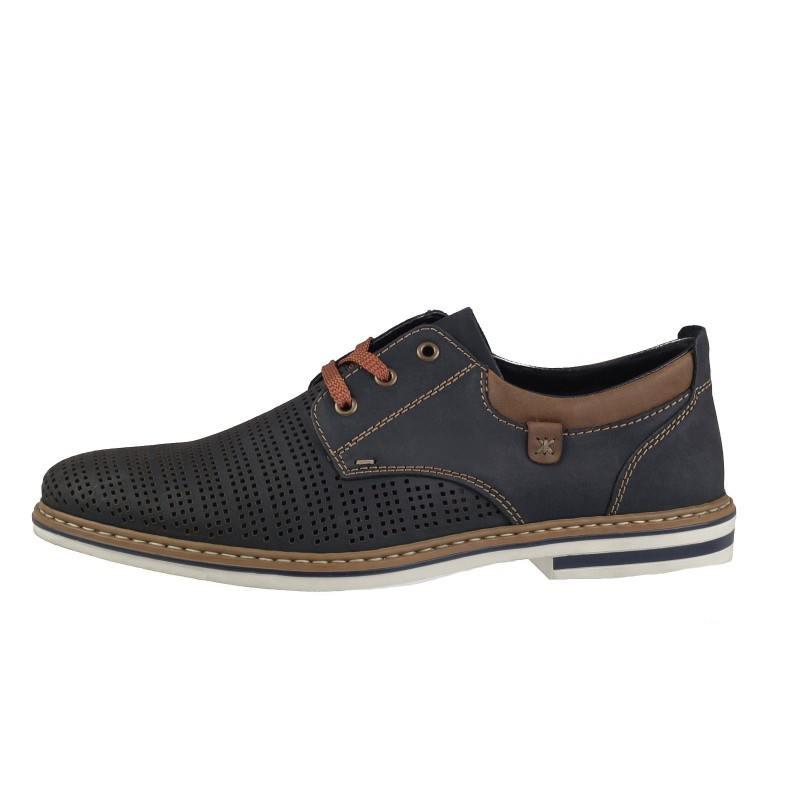 Мъжки обувки Rieker ANTISTRESS сини B1436-14