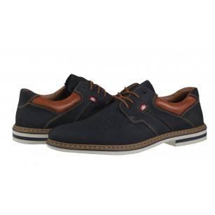 Мъжки обувки Rieker ANTISTRESS сини B1437-14