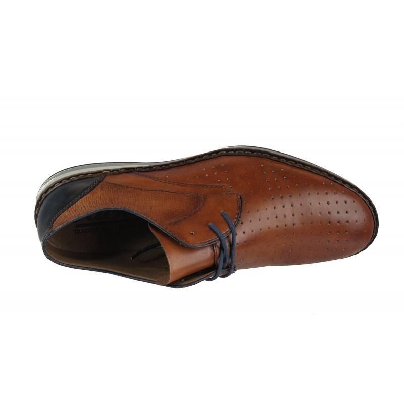 Мъжки обувки Rieker ANTISTRESS кафяви 16811-25