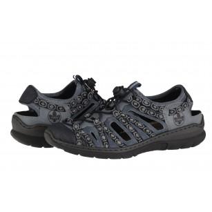 Ежедневни летни обувки Rieker ANTISTRESS L32P8-14