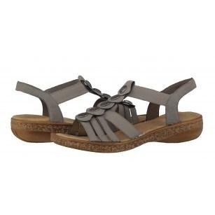 Дамски ортопедични сандали Rieker ANTISTRESS 62866-42