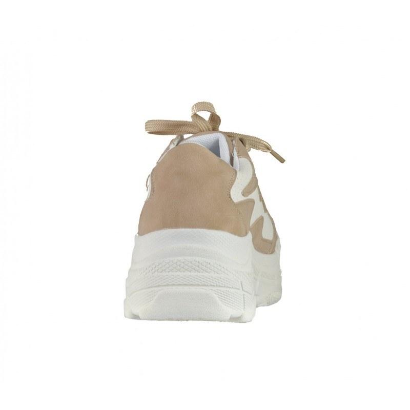 Дамски спортни обувки Soho Mayfair бели/бежови