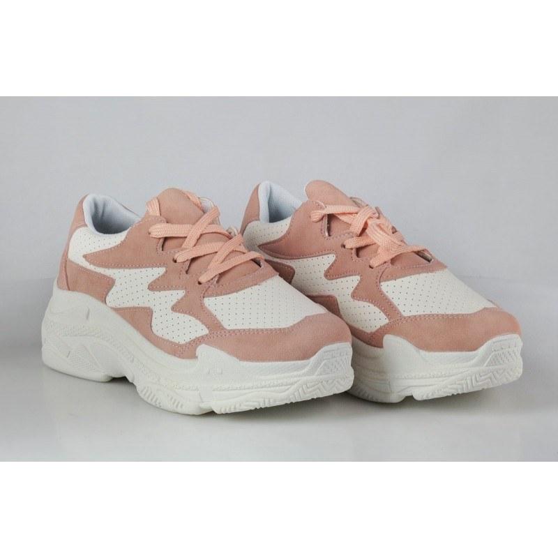 Дамски спортни обувки Soho Mayfair бели/розови