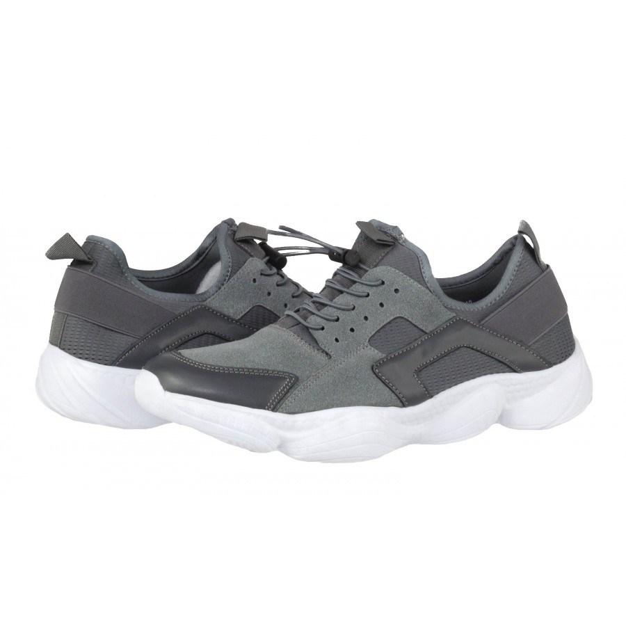 06581649939 ✓ Мъжки спортни обувки Soho Mayfair сиви — Компас