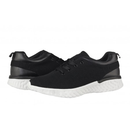 Спортни обувки с връзки Soho Mayfair черни 36/41