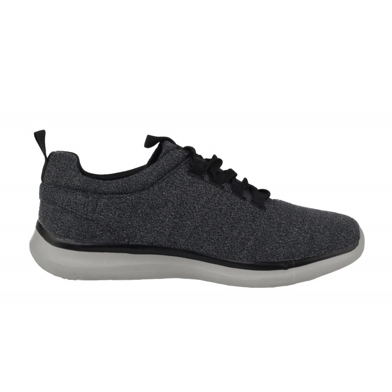 Мъжки спортни обувки с връзки Soho Mayfair черни