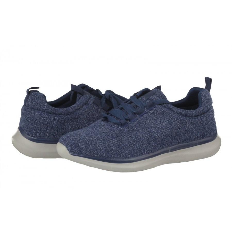d40c94d9c8e ✓ Мъжки спортни обувки с връзки Soho Mayfair сини — Компас
