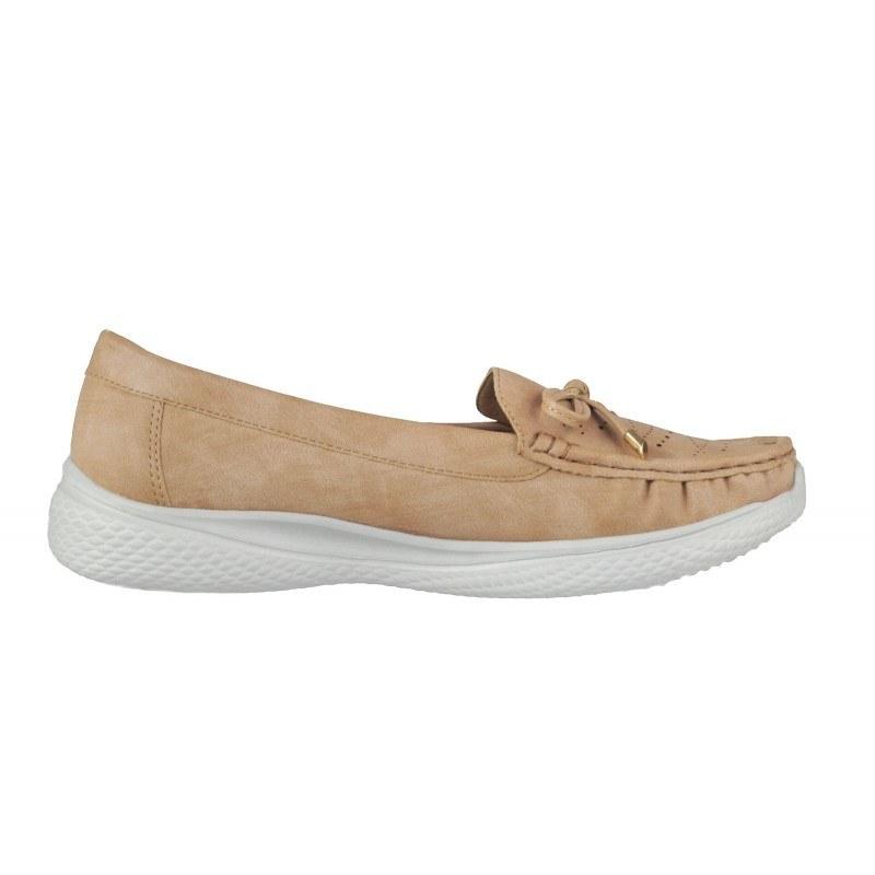 Дамски анатомични обувки Soho Mayfair бежови
