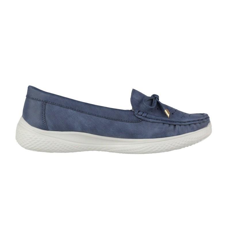 Дамски анатомични обувки Soho Mayfair сини