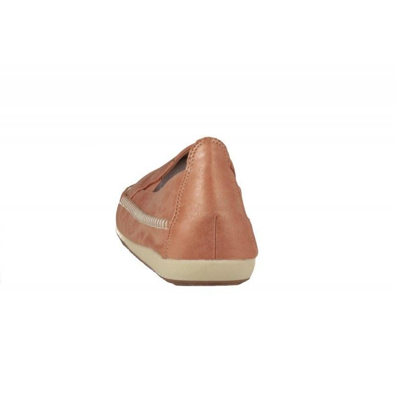 Дамски анатомични мокасини Soho Mayfair розово/оранжеви