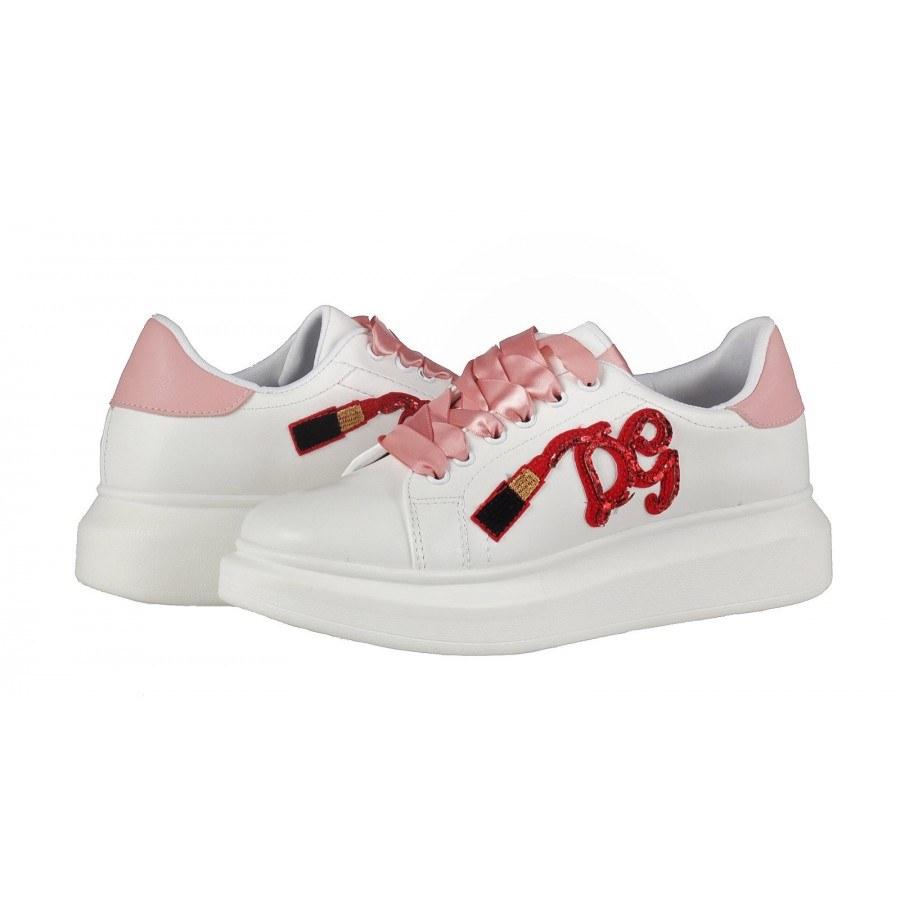 Дамски спортни обувки Soho Mayfair бели