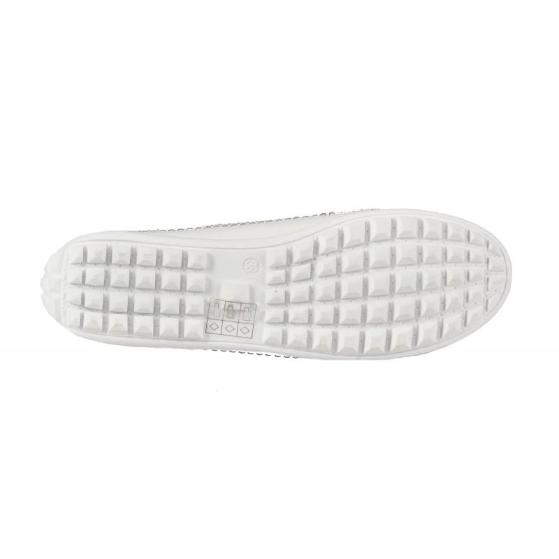 Дамски анатомични обувки  с връзки Soho Mayfair бели
