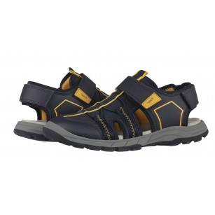 Ортопедични сандали Superfit тъмно сини 34/38