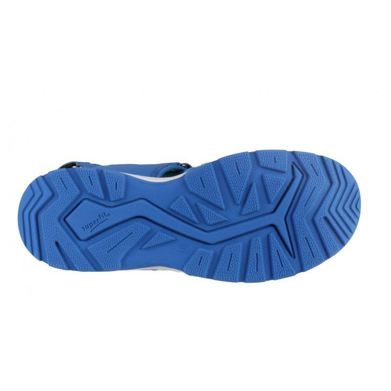 Ортопедични сандали Superfit сини 34/38