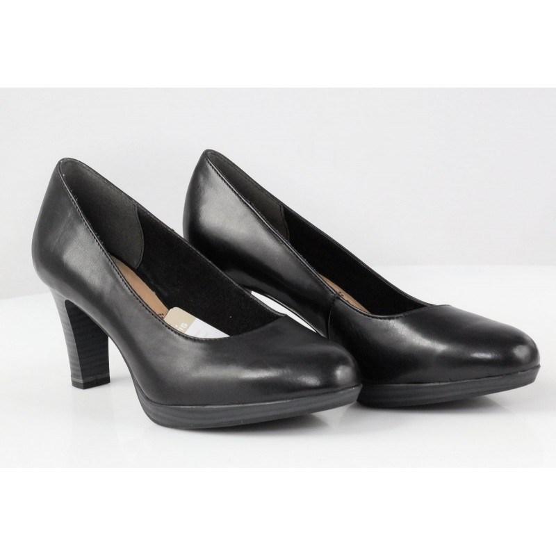 Дамски елегантни обувки на висок ток Tamaris мемори пяна ANTISHOKK