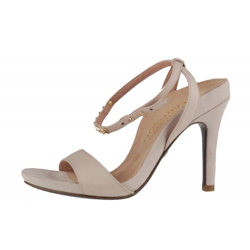 Елегантни дамски сандали на висок ток Tamaris Heart ♥ Sole