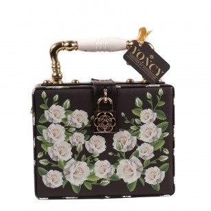 Дамска малка чанта Yoncy® черна