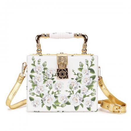 Дамска малка чанта Yoncy® цветна