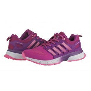 Дамски маратонки Bulldozer лилави/розови